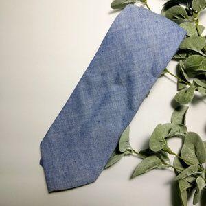 Stafford Chambray necktie